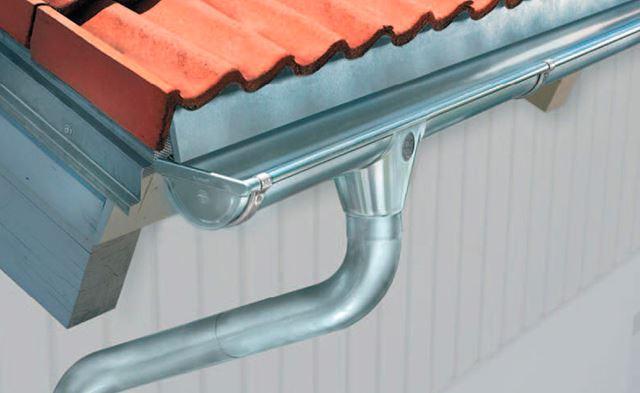 waterafvoer goten zinkwerk dakafvoer dakgoot
