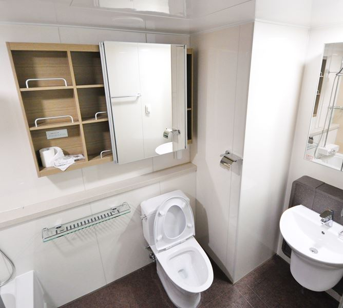 nieuwe badkamer loodgieter